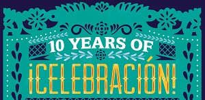 10 Years of ¡Celebración! - Donate Now