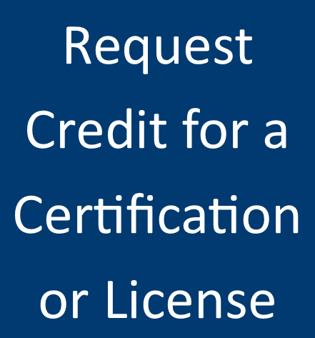 Certifications & Licensures