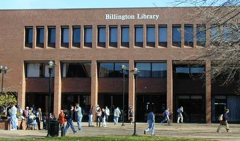Billington Library Home