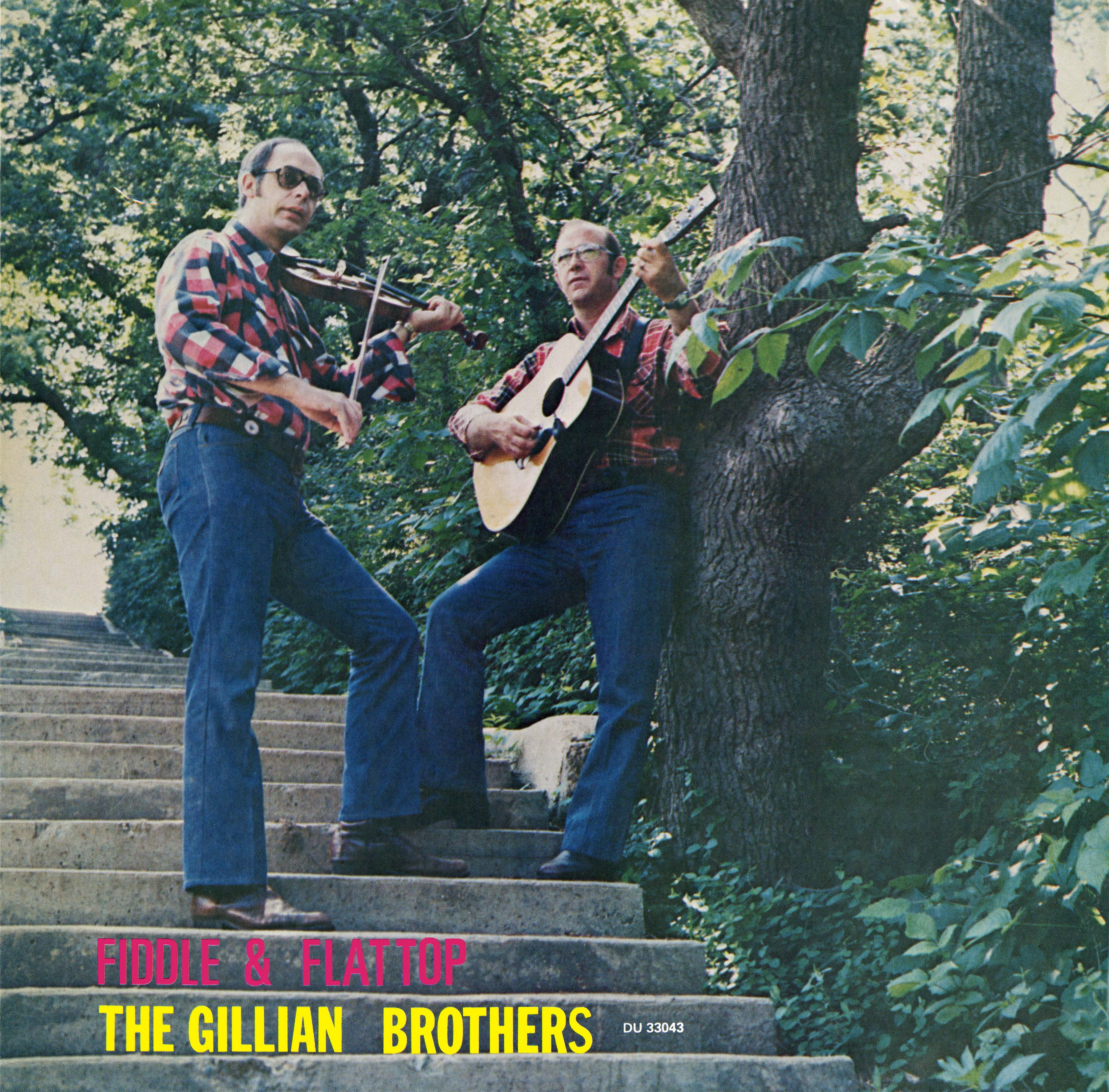 The Gillian Brothers - Fiddle and Flattop