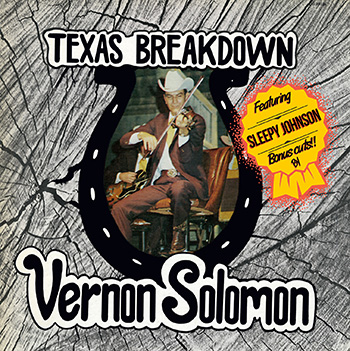 Vernon Solomon, Sleepy Johnson-Texas Breakdown
