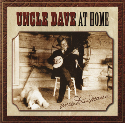 Uncle Dave Macon - Uncle Dave at Home