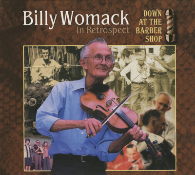 Billy Womack: In Retrospect - Down at the Barber Shop