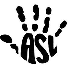 American Sign Language (ASL) Parts 1-2 (COMBINED):  May 24-28, 2021, 5:30-8:30pm