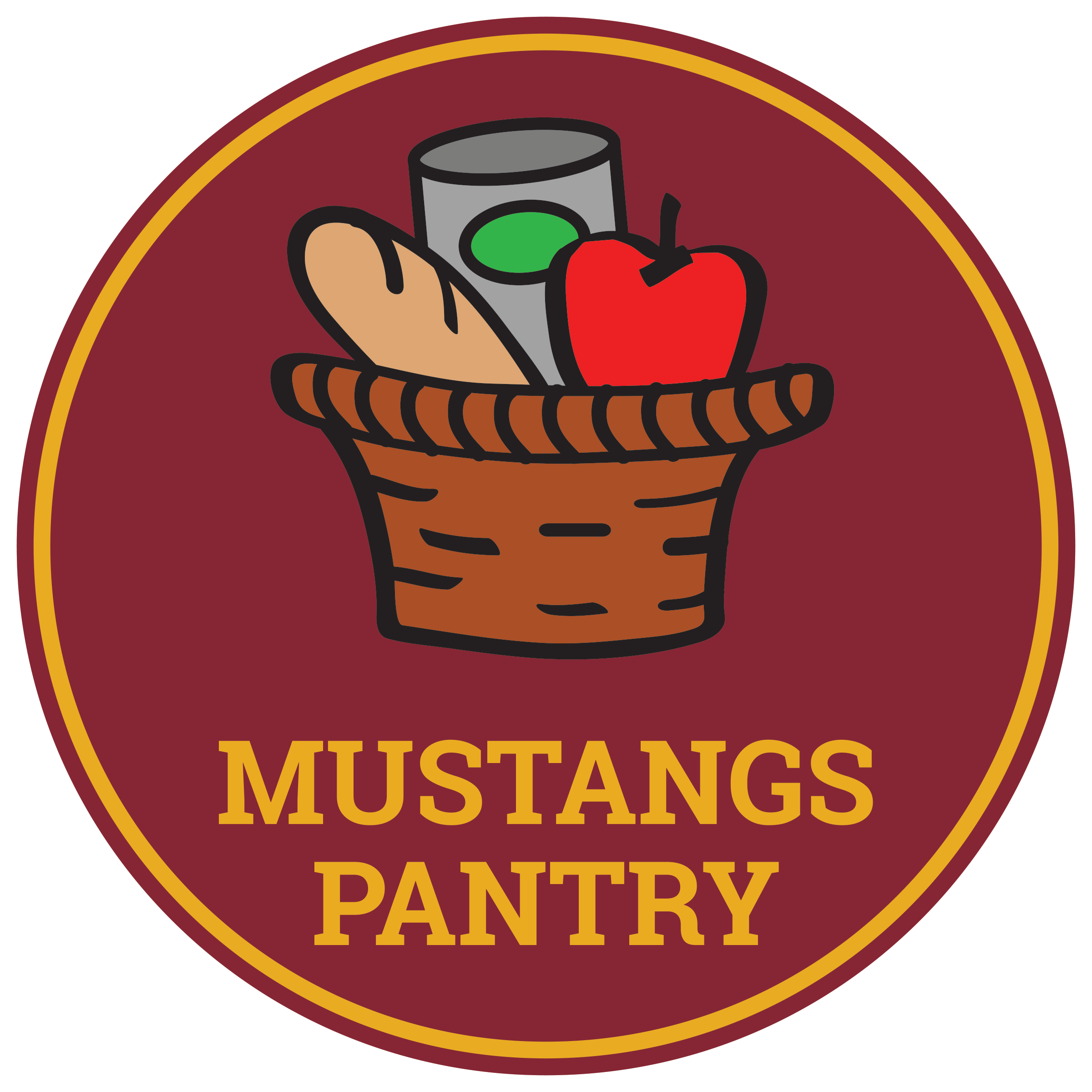 Mustangs Food Pantry