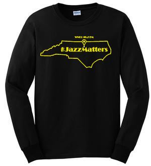 #JazzMatters Long Sleeve T-Shirt