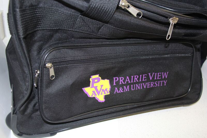 PVAMU Branded Travel Bag