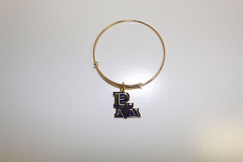 PVAMU Gold Adjustable Bracelet
