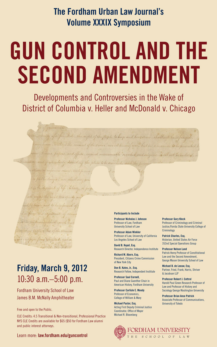 control and the second amendment developments and controversies  gun control and the second amendment developments and controversies in the wake of heller and mcdonald