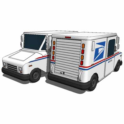 U S  Postal Service Priority Mail