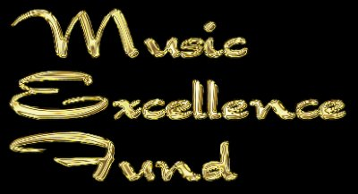 Music Excellence Fund Donation