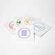 Learning Environment Modeling Language Sticky Notes (1 Set)