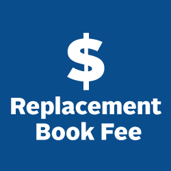 Replacement Book Fee