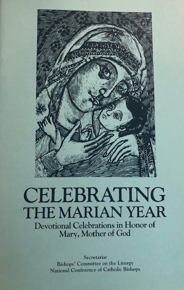 Celebrating the Marian Year