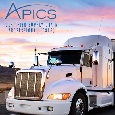 02/14/2020-04/17/2020  APICS Certified Supply Chain Professional (CSCP)