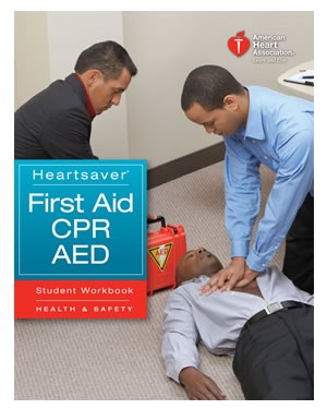 Book - Heartsaver First Aid CPR AED