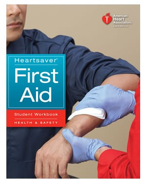 Book - Heartsaver First Aid