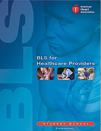 Book - BLS for Healthcare Providers
