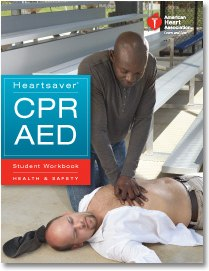 Book - Heartsaver CPR AED
