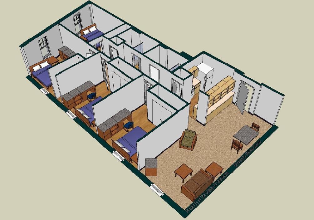 Dorm Housing Part 45