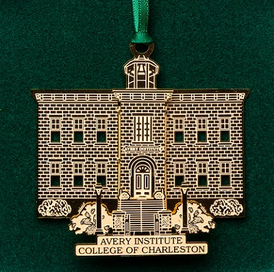 2008  Avery Institute Ornament