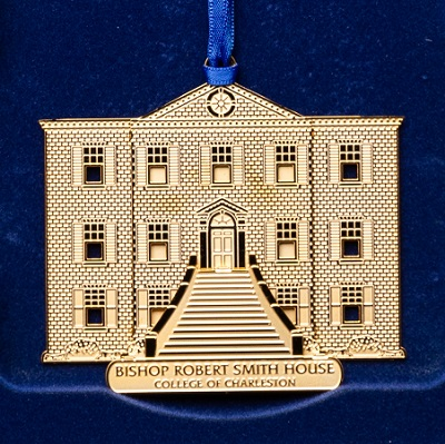 2003 Bishop Robert Smith House Ornament