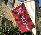 College of Charleston Flag