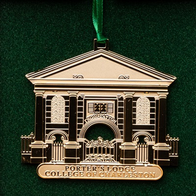 2002 Porter's Lodge Ornament