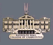 College of Charleston Ornament Collection