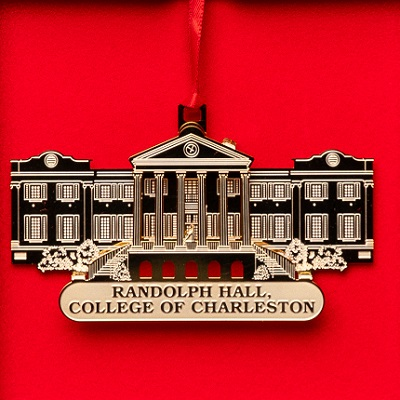 2000 Randolph Hall Ornament