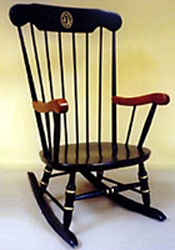 University Style Rocking Chair