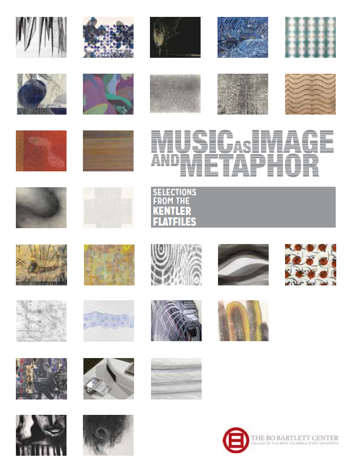 Music as Image and Metaphor - Selections from the Kentler Flatfiles Catalog