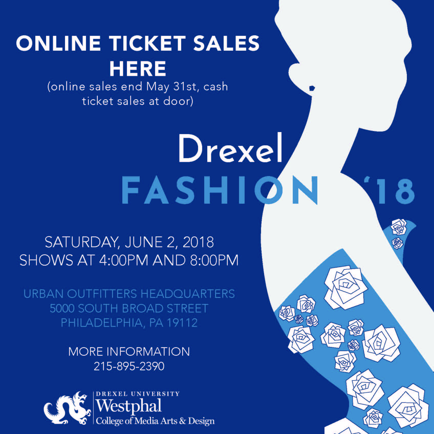Drexel Fashion Show