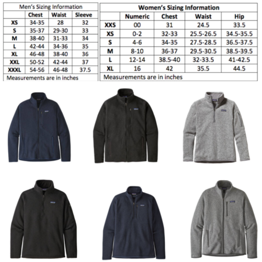 Faculty Spring AMWA Patagonia Sale