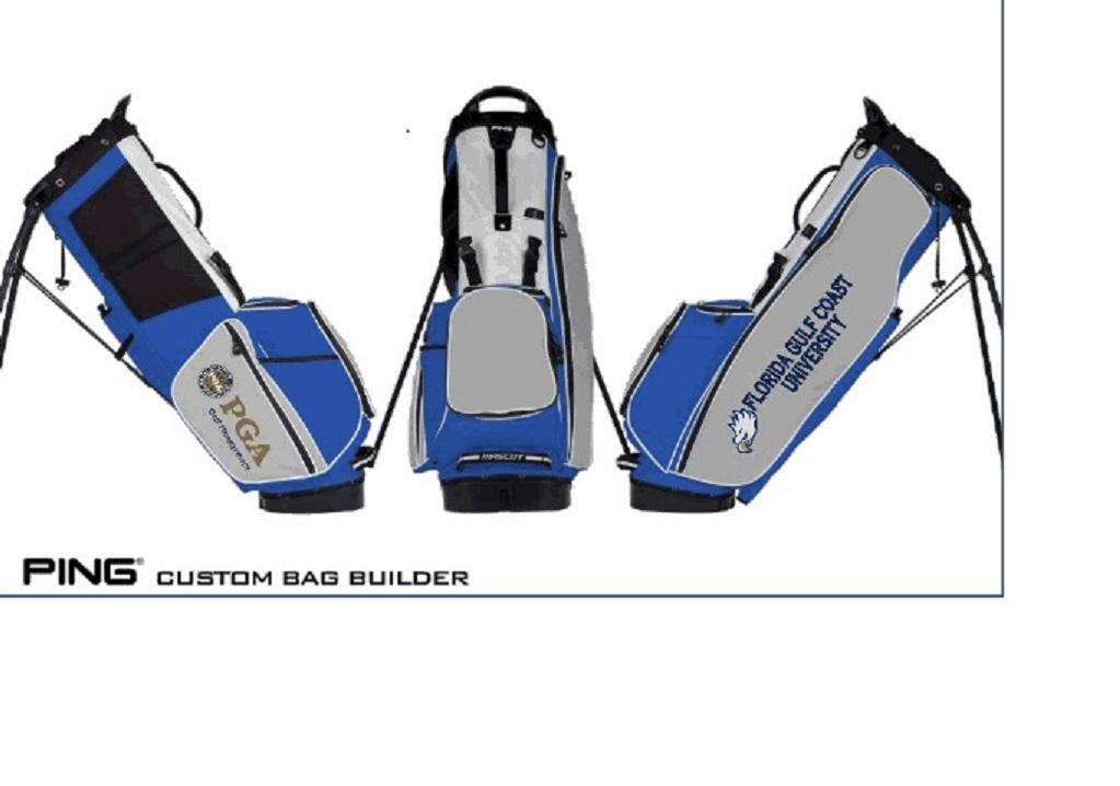 Custom Logo Ping Golf Bags - Style Guru  Fashion c50bfd4d31978