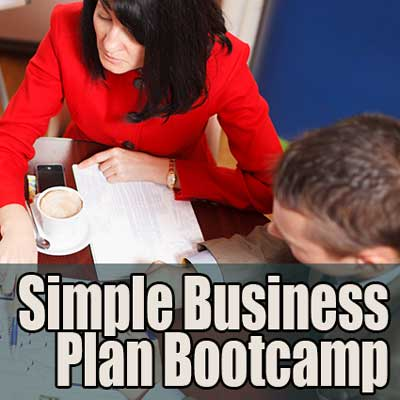 Simple Business Plan Bootcamp (October 2019)