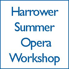 Harrower Summer Opera Workshop