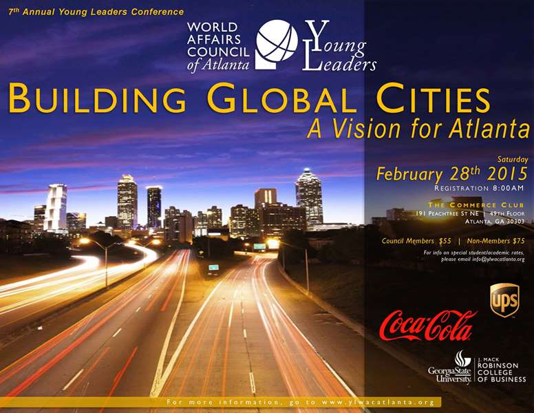 2015 Young Leader Conference - Building Global Cities