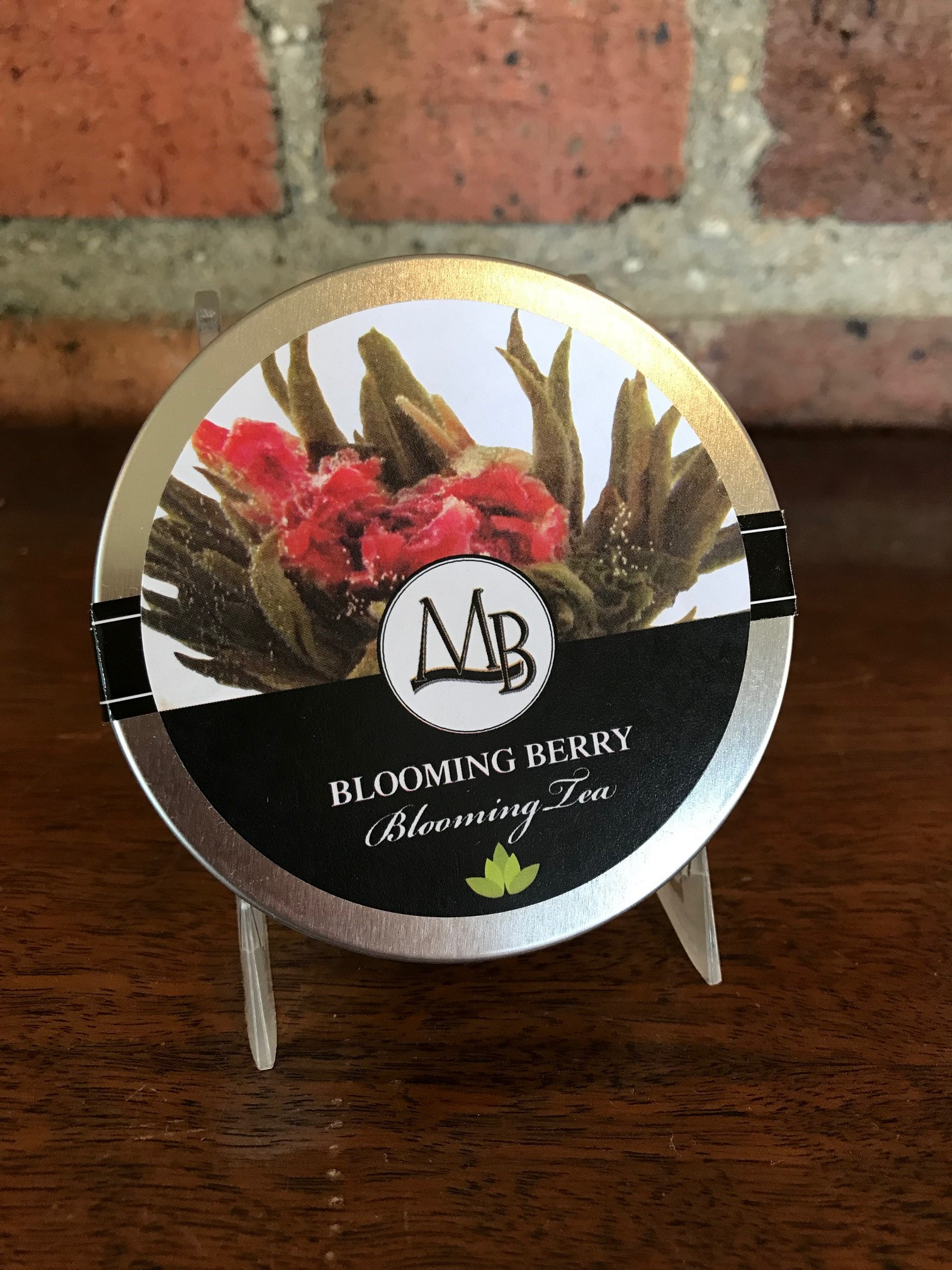 Blooming Tea: Blooming Berry