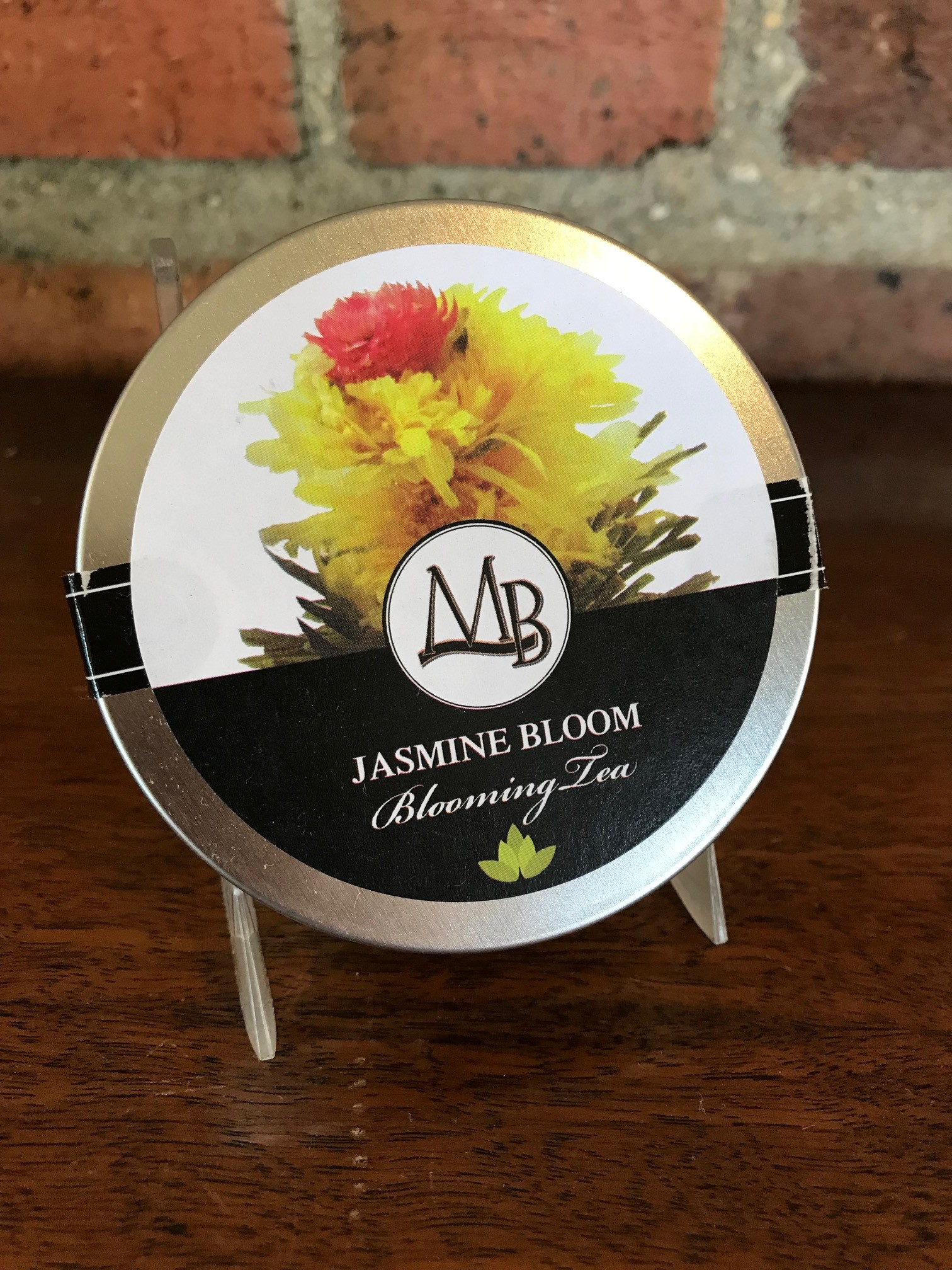 Blooming Tea: Jasmine Bloom