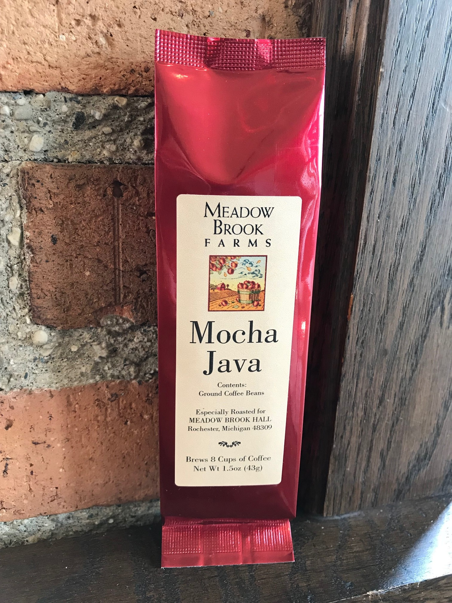 Coffee: Mocha Java Blend
