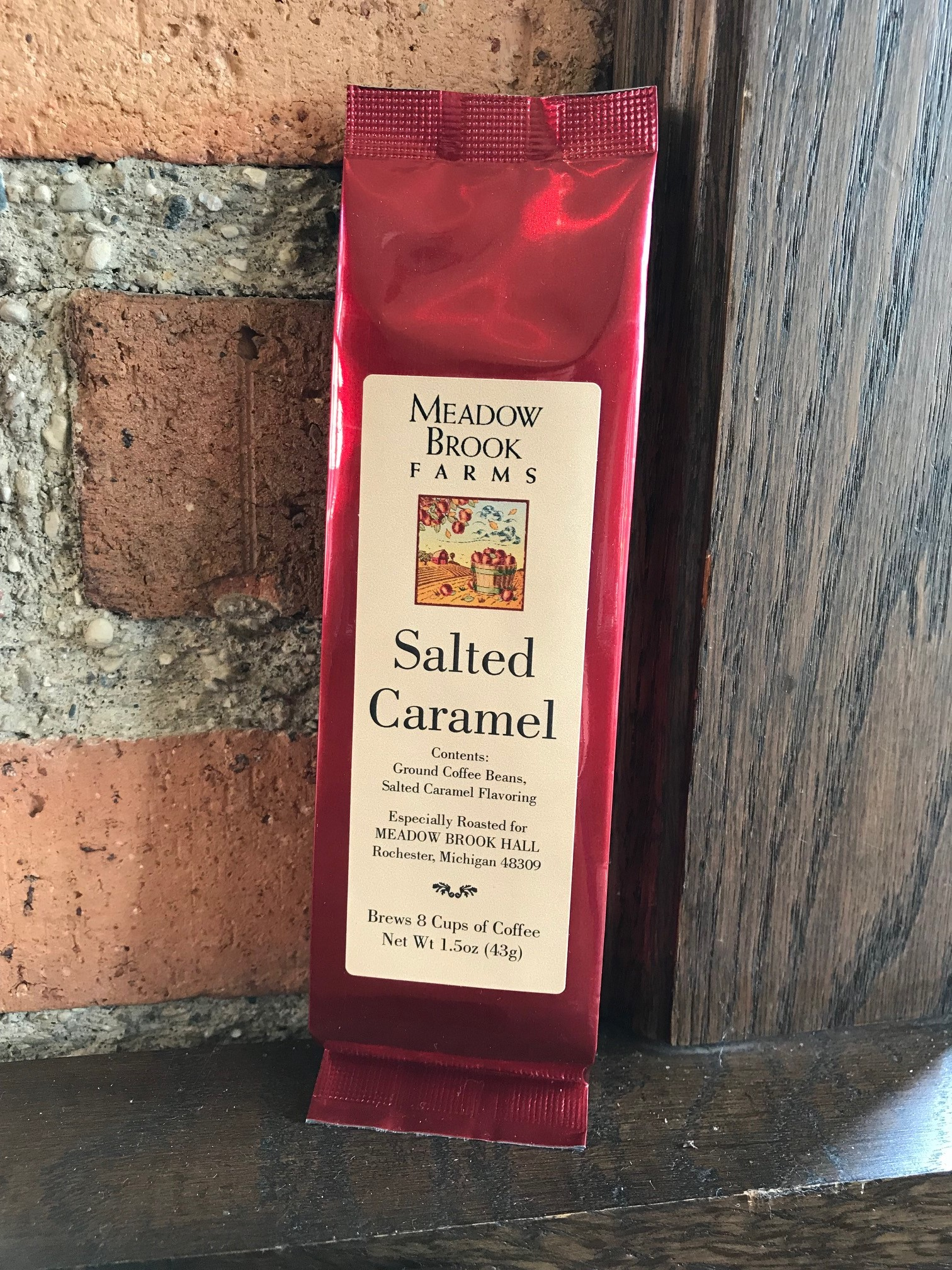 Coffee: Salted Caramel