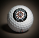 Golf Ball: Dodge Logo