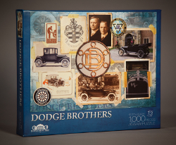 Puzzle: Dodge Brothers