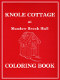 Knole Cottage Coloring Book
