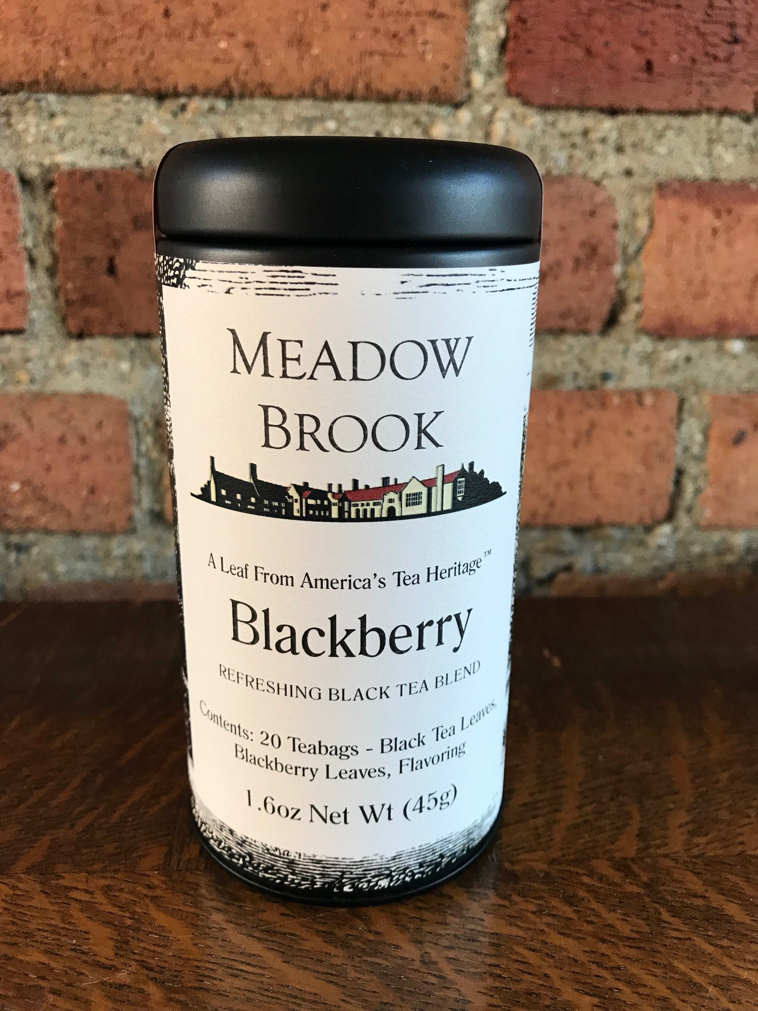 Tea Tin - Blackberry