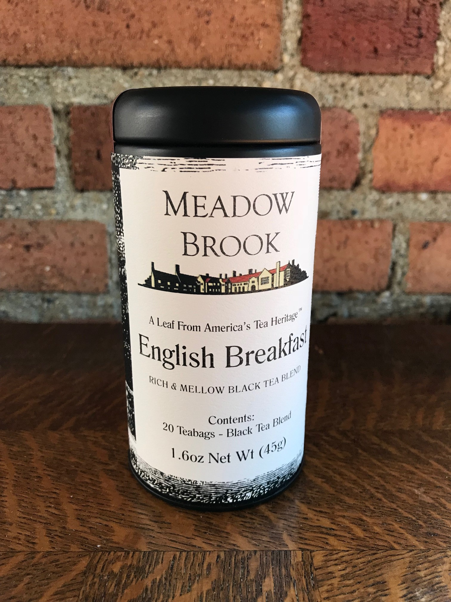Tea Tin - English Breakfast