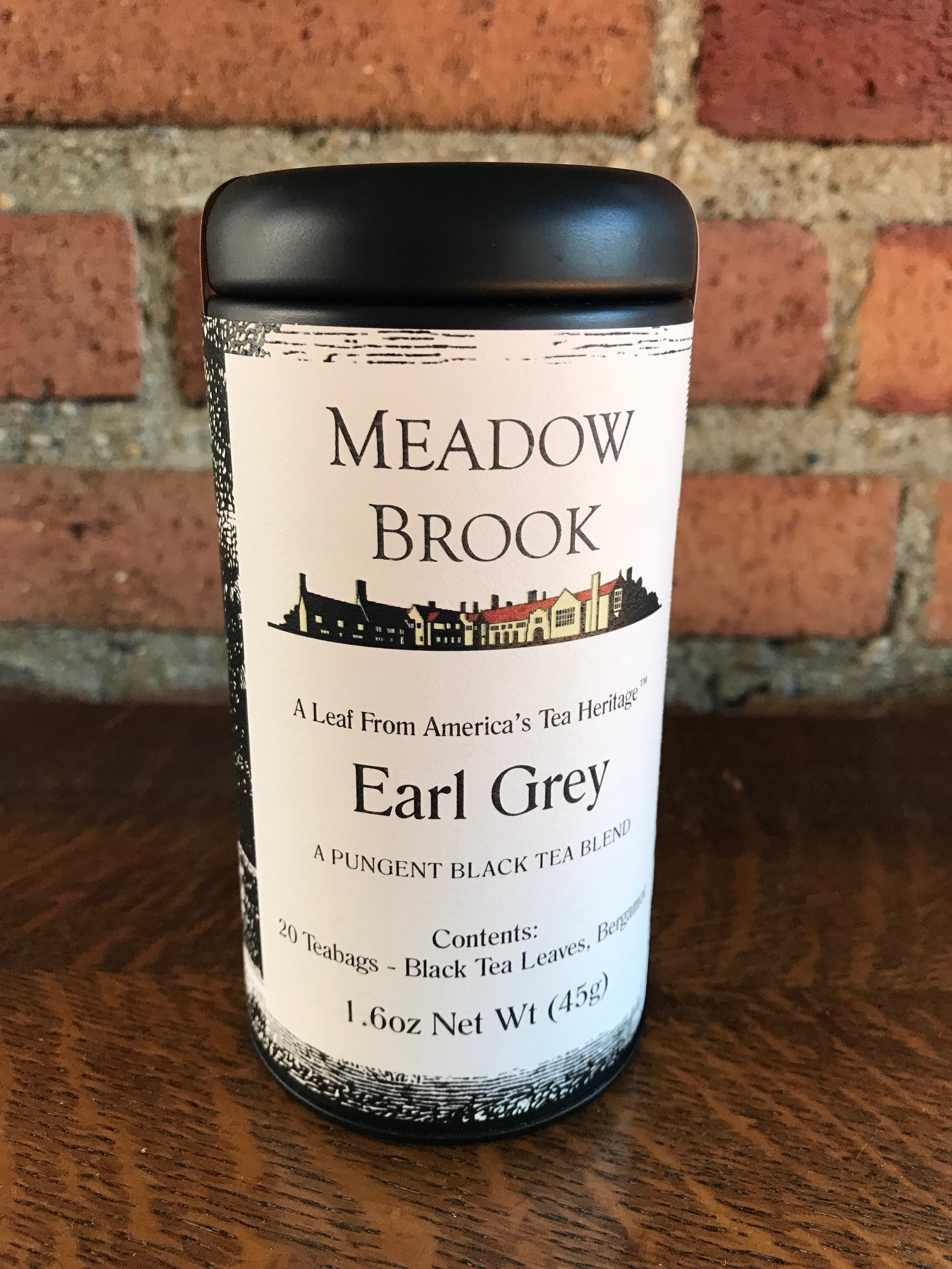Tea Tin - Earl Grey