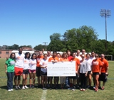 LEAP Center's 10th Annual Charity Football Game