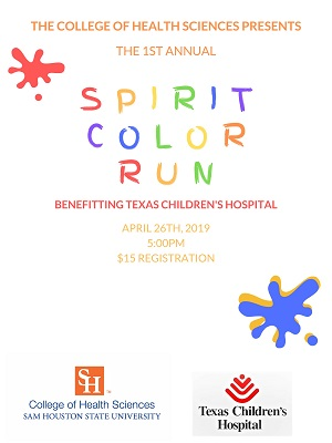 First Annual Spirit Color Run